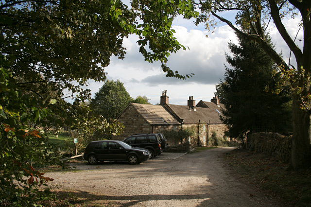 Pond Cottages, Lumsdale