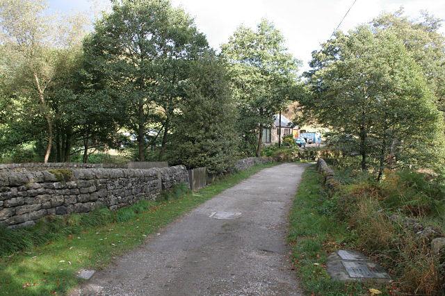 Oaksedge Lane, Lumsdale
