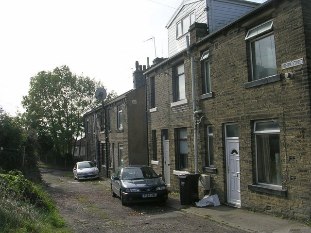 Malton Street - Heap Street