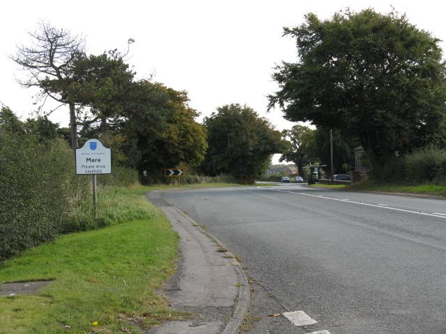 A50 At Wrenshot Lane Junction