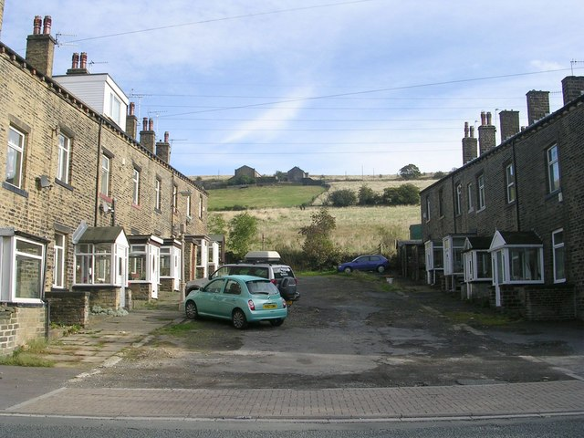 Royd Place - Claremount Road