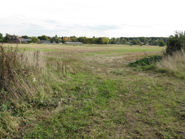 Fields Off Bucklowhill Lane