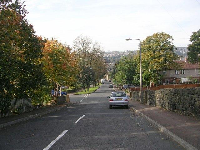 Woodlands Road - Claremount Road