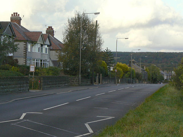 Chesterfield Road, Matlock