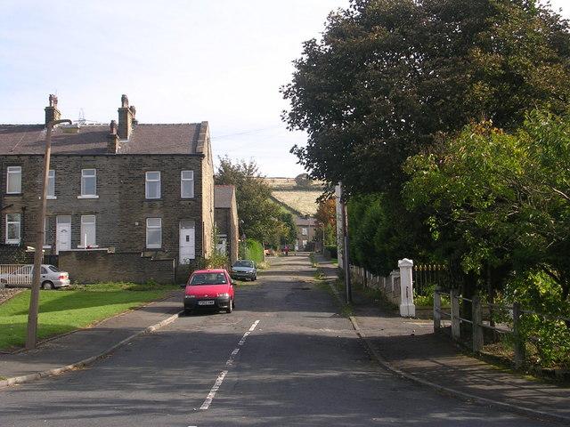 Heap Street - Boothtown Road