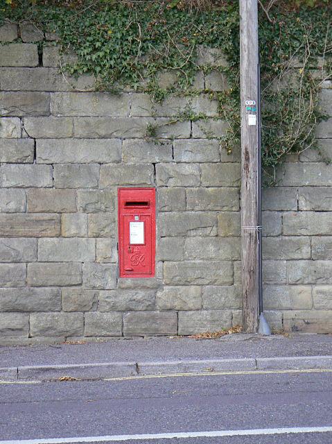 G VI R wallbox (ref DE4 906)