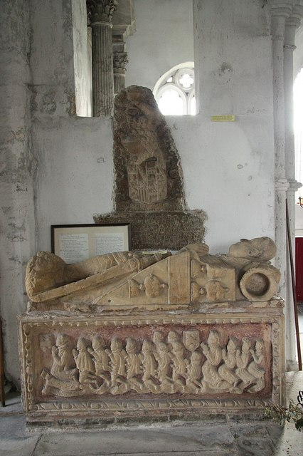 Tomb of Francis Haldenby