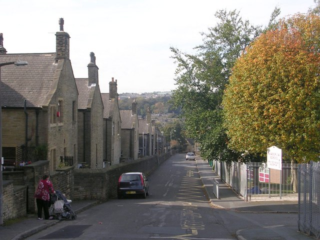 Rawson Street North - Boothtown Road