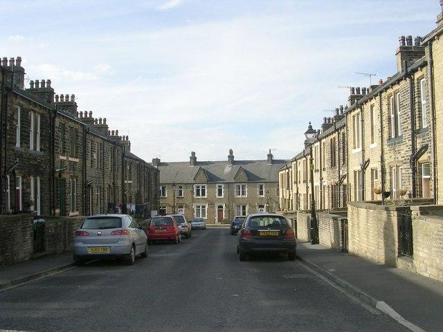 Salisbury Terrace - Salisbury Place