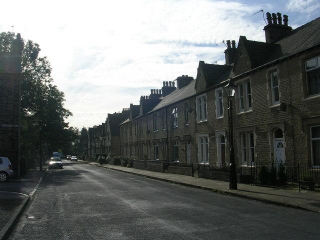 Ripon Terrace - Salisbury Place