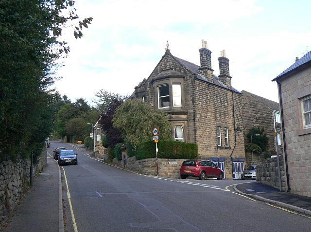 Wellington Street, Matlock Bank