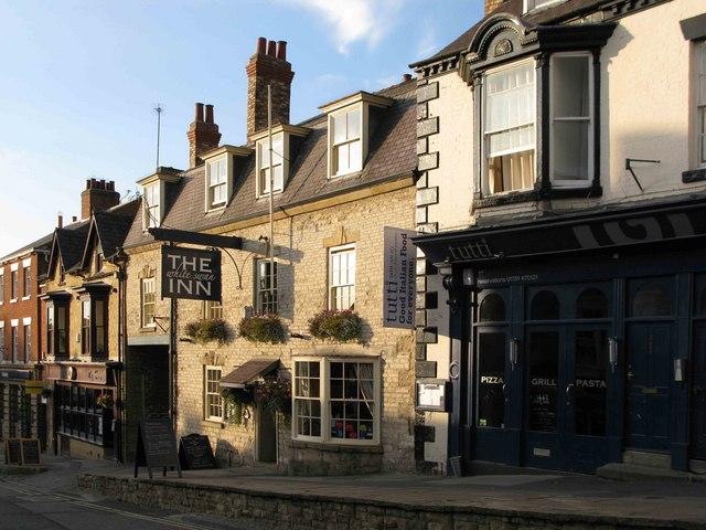 The White Swan Inn, Pickering