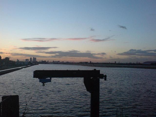 King George V Dock