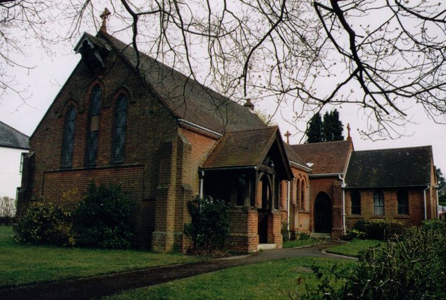 St Martin, Lower Bourne