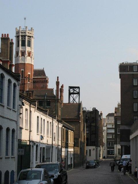 Broadstone Place, W1