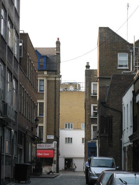 Kenrick Place, W1