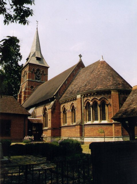 Christ Church, Ottershaw