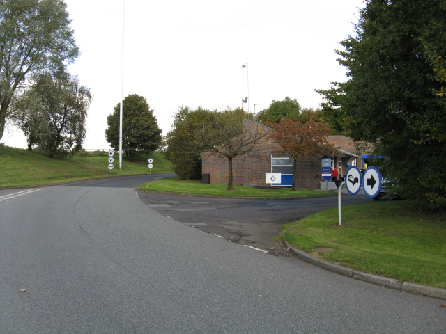 Police Station, Birch Services (Eastbound)