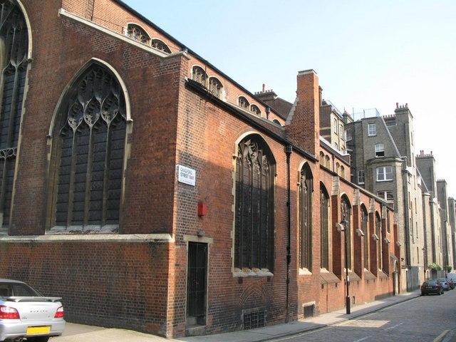 St. Cyprian's Church, Glentworth Street, NW1 (2)