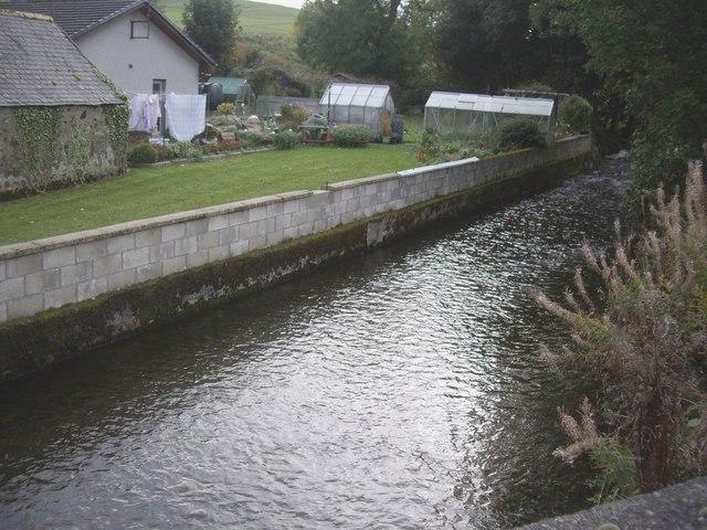 Upstream Ness Bogie