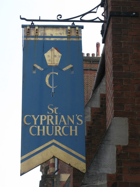St. Cyprian's Church, Glentworth Street, NW1 - banner