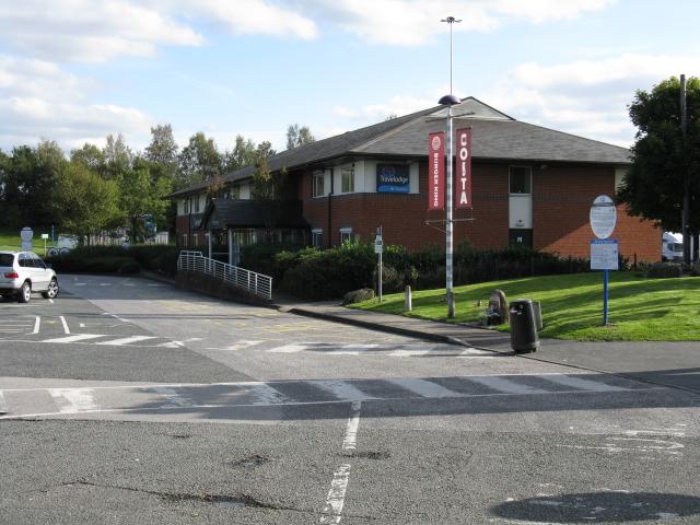 Birch Services (M62) - Travelodge, Westbound Side