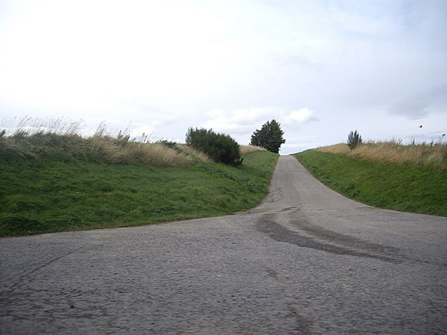 Road to Muirside