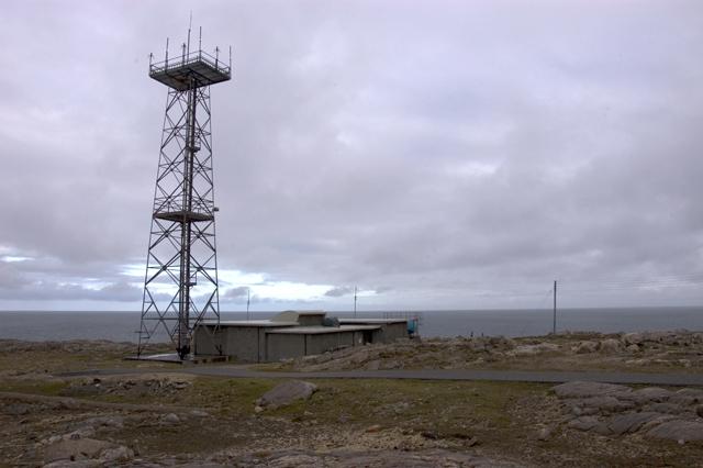 Mangarstadh Radio Station