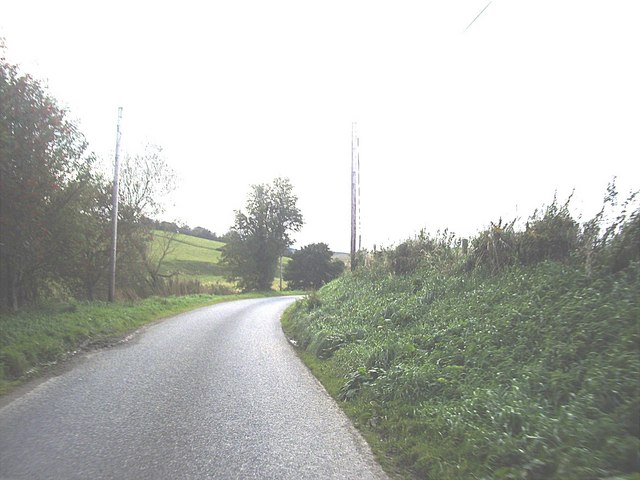 Road from Bridgend to Dunscroft