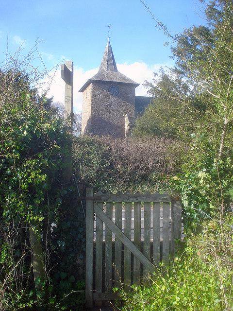 Gateway to Docklow Church