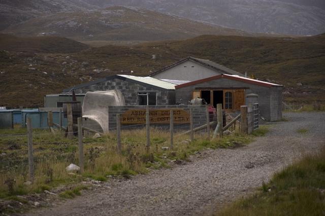 The Abhainn Dearg Distillery
