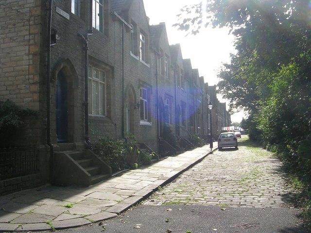 York Terrace - Salisbury Place