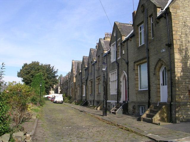 York Terrace - Chester Road