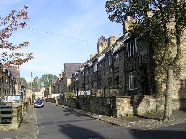 Back Ripon Terrace - Chester Road
