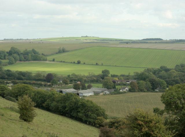 2009 : Woodcombe Farm and Brixton Deverill /2