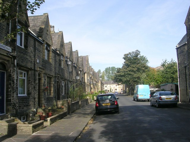 Ripon Terrace - Chester Road