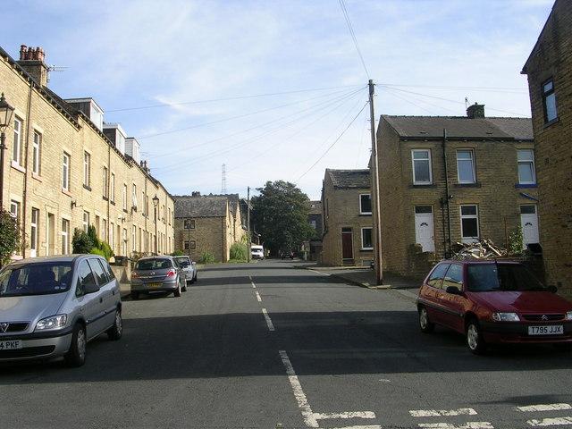 Chester Terrace - Chester Street