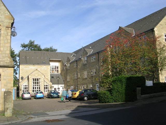 Chester Court - Chester Road