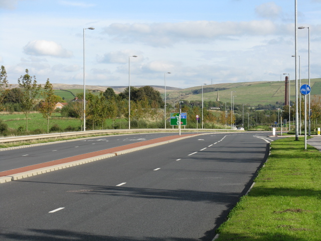 Business Park Link Road, Milnrow