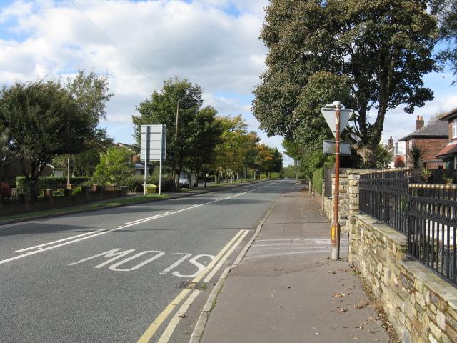 Milnrow - Wild House Lane