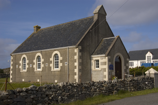Breacleit Church, Great Bernera