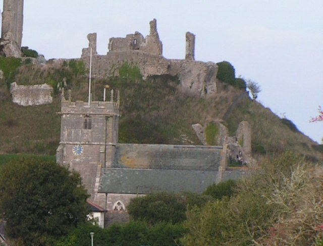 The Church of St Edward King & Martyr, Corfe Castle