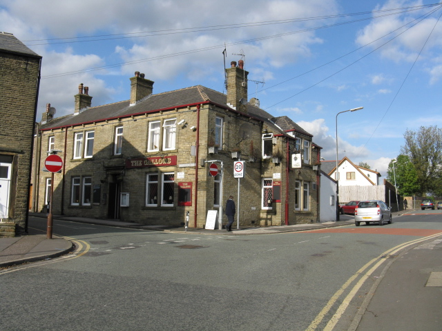Milnrow - The Gallows Public House