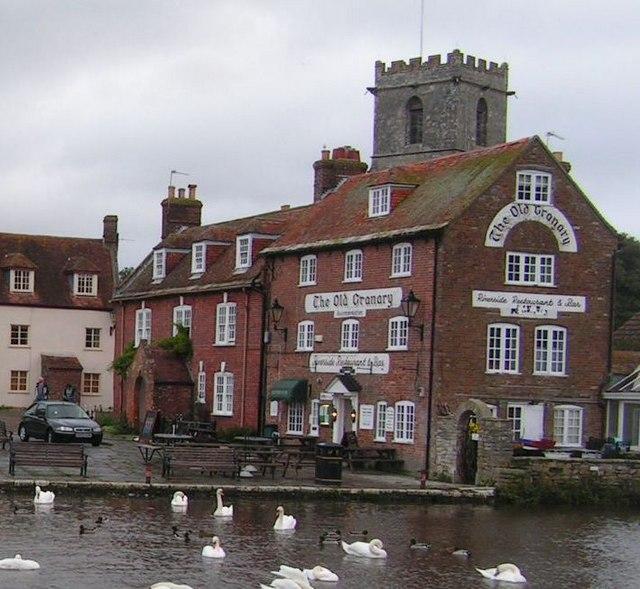 The Old Granary, Wareham
