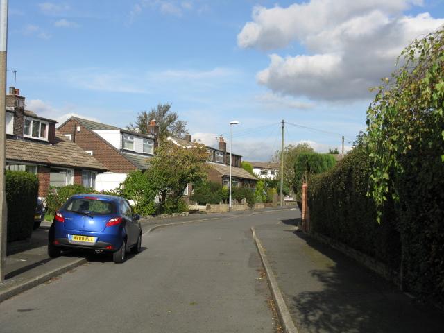 Milnrow - Lowhouse Close