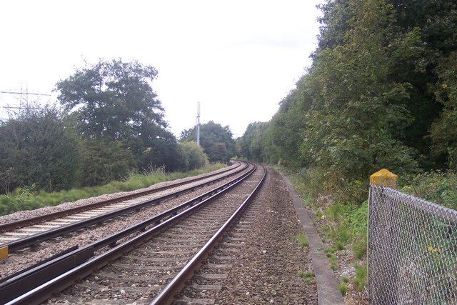Railway to Canterbury