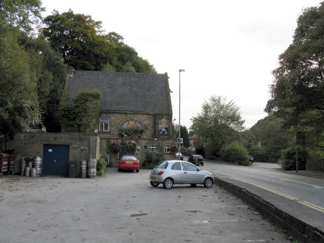 Shaw - The Jubilee Public House