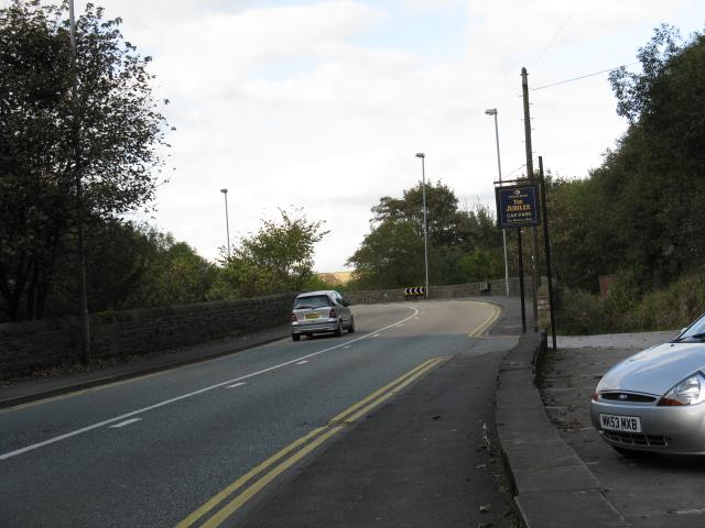 Shaw - Jubilee Corner, A663