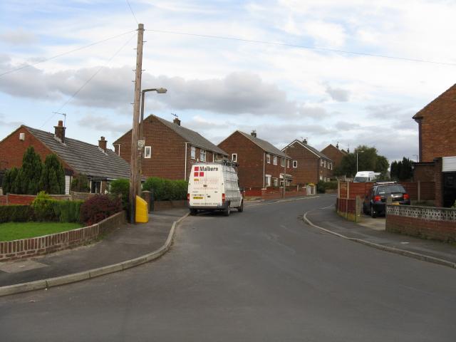 High Crompton - Rushcroft Road