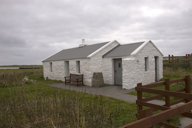RSPB Visitor Centre, Balranald